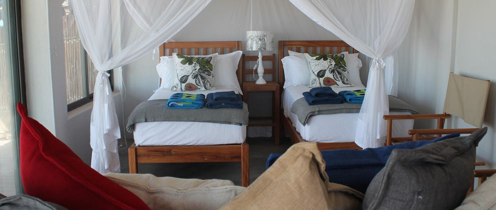 A bedroom at Corasiida Guest House