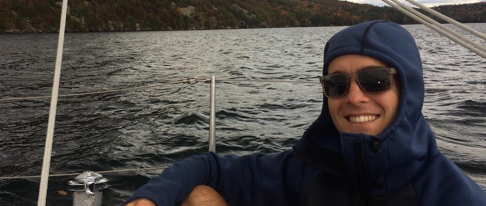 Lorien sailing