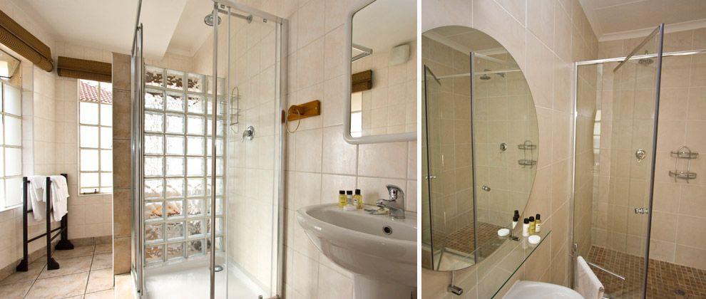 Bathroom at President Lodge