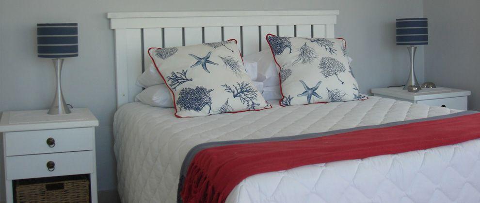 Bedroom at Casa do mar