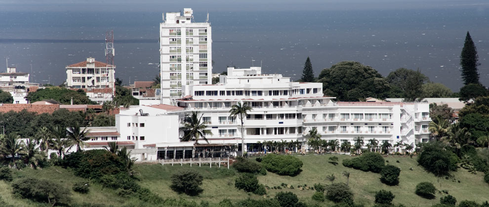 Aerial view of Hotel Cardoso