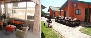 Kaya Kweru bar and exterior