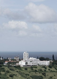 View of Hotel Cardoso in Maputo