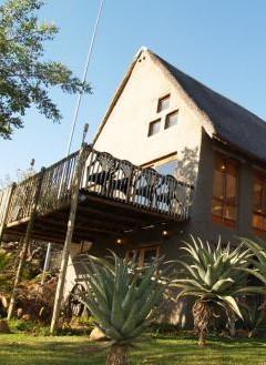 Exterior of Krugerview Lodge