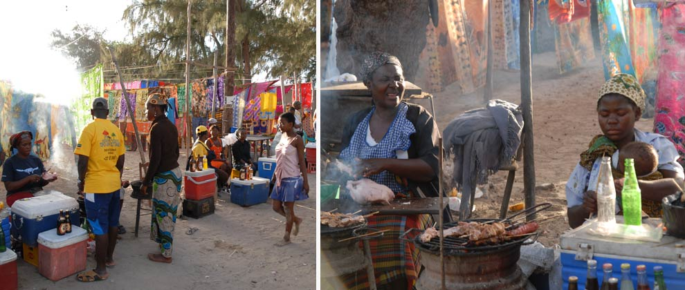 Tofo marketplace