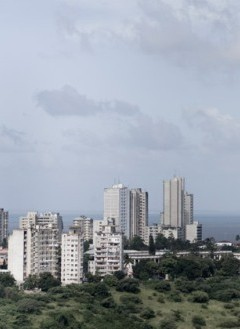 View of Maputo CBD