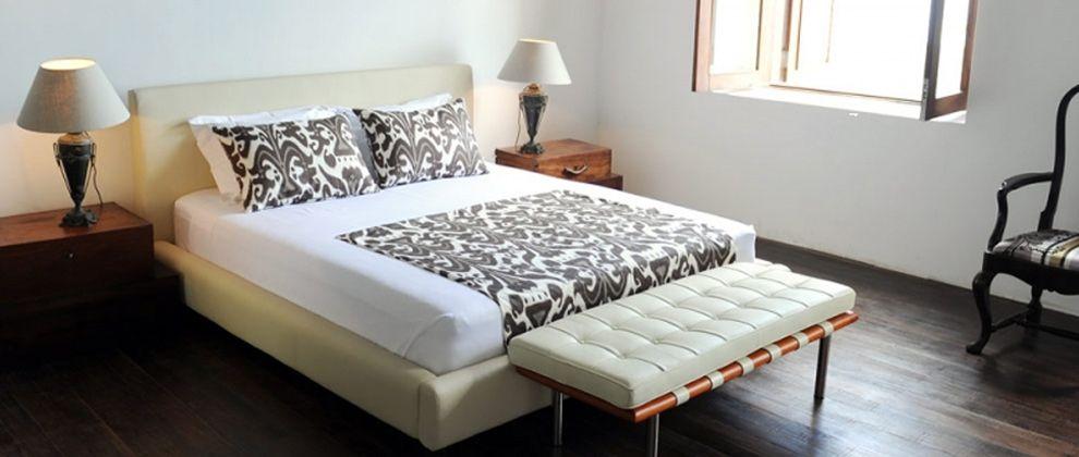 Bedroom at Villa Sands