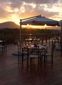 Deck at Pestana Kruger Lodge